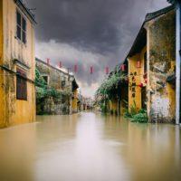 Inundaciones en la comunidad