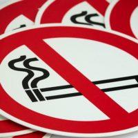 Prohibido fumar en la comunidad de vecinos